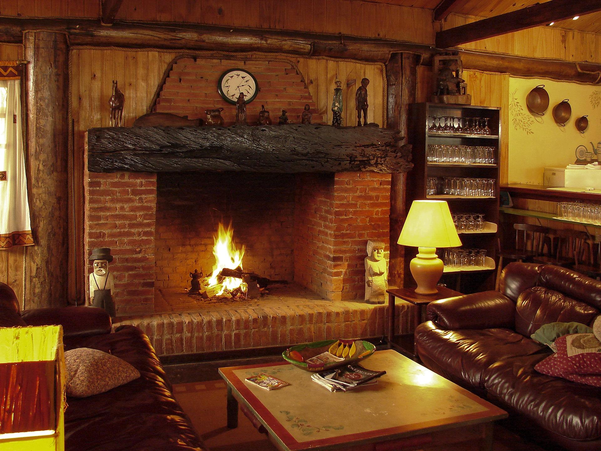 Creeer een warm gevoel in huis.