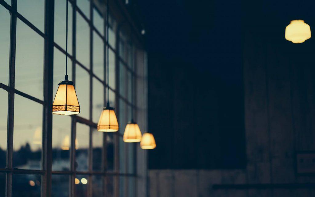 Lampen zijn er in allerlei soorten en maten