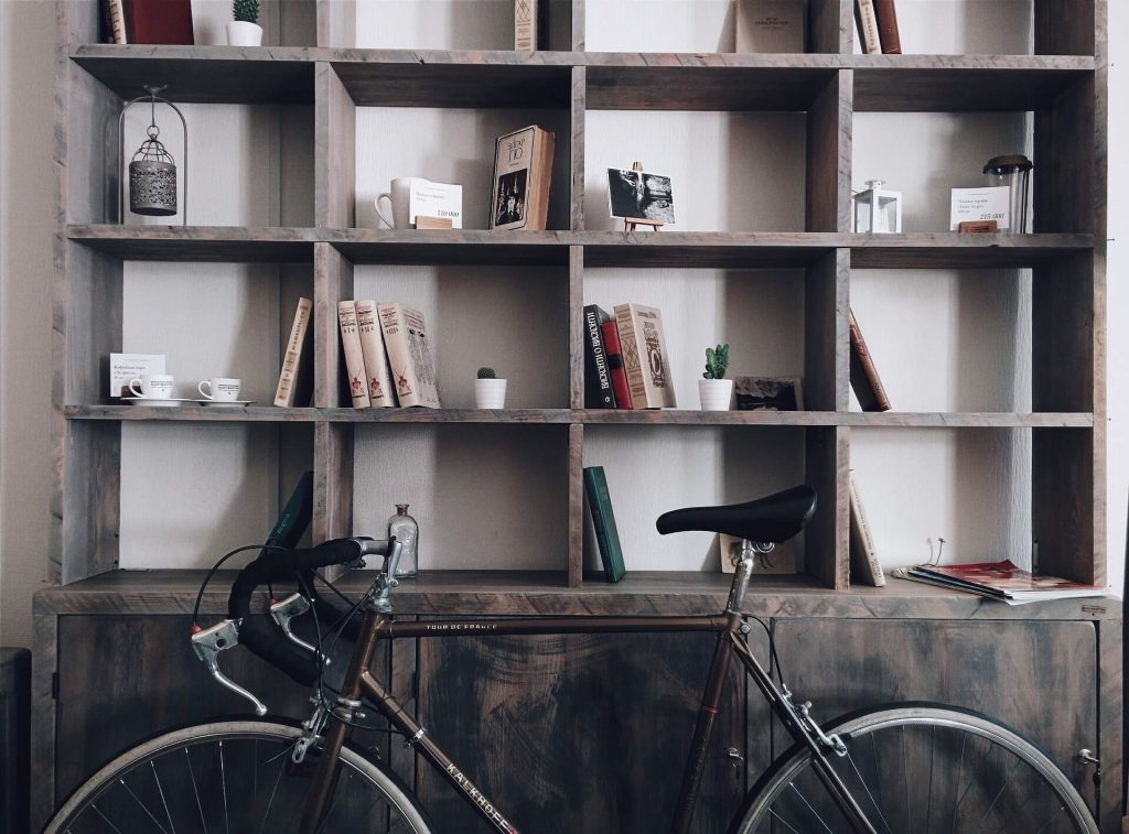 ophangsysteem fiets