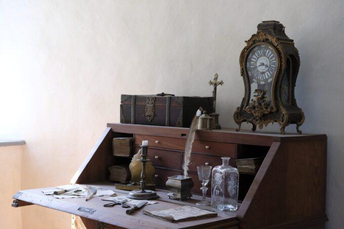 klokken zijn al eeuwenoud, zoals je hier ziet