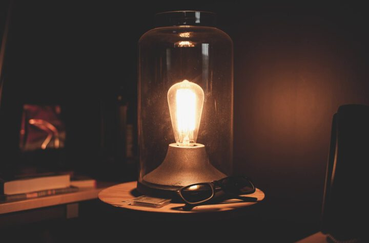 Industriele verlichting kan erg stijlvol zijn