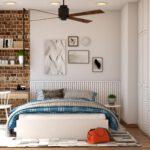 3 tips om slaapkamer te verlichten