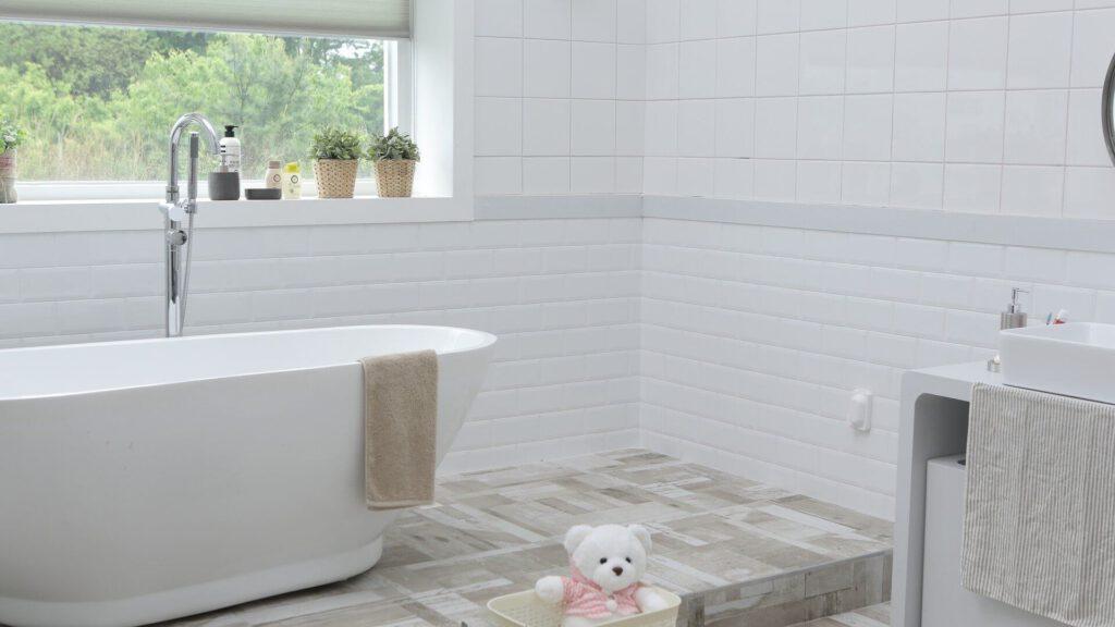 badkamer kindvriendelijk maken