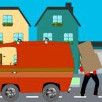 Een verhuisbedrijf inschakelen voor de verhuizing