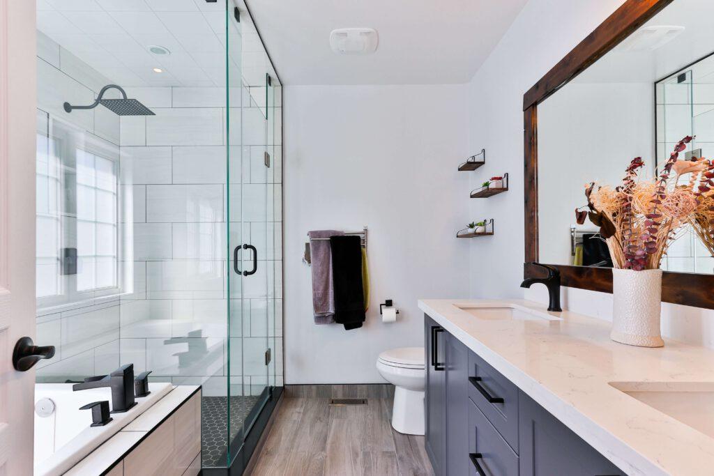 zelf badkamer verbouwen tips