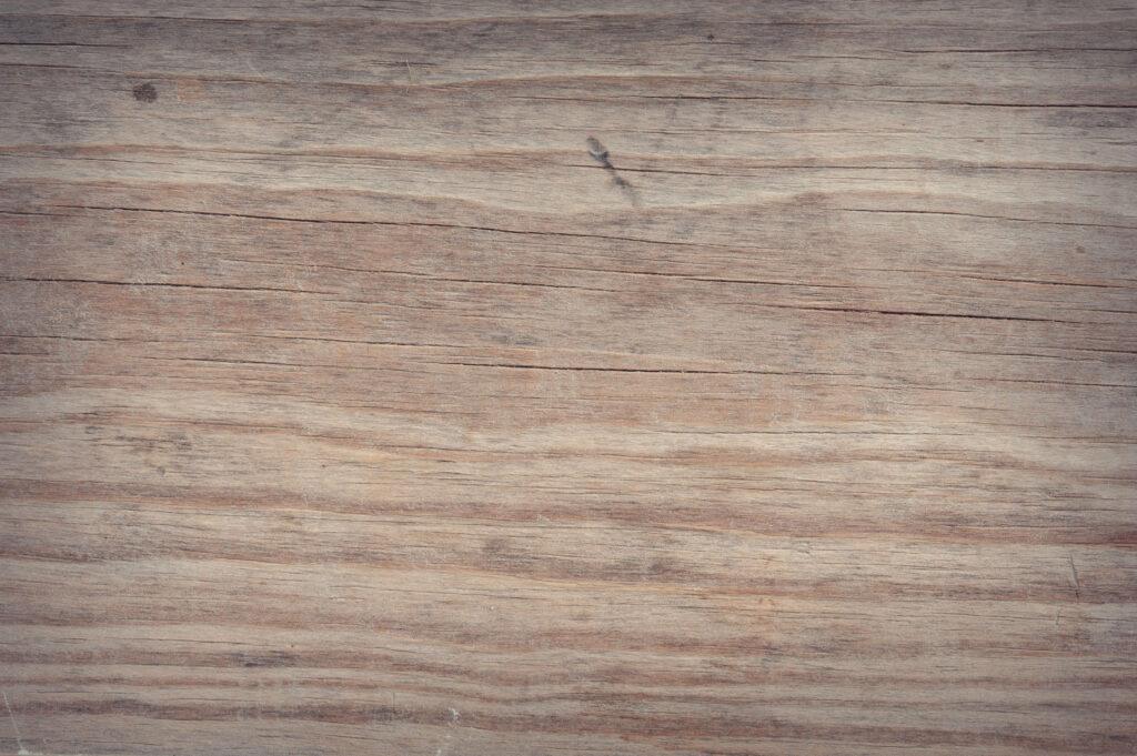 Nieuwe houten vloer