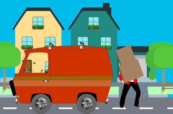 verhuizen met verhuisbedrijf