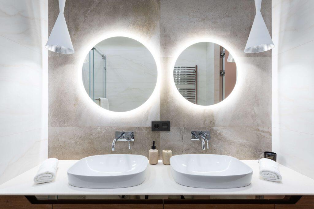 badkamerspiegels
